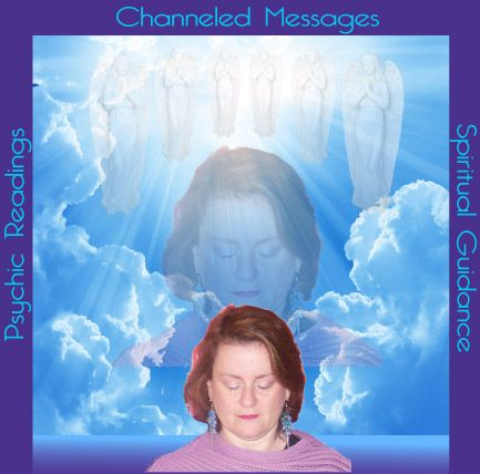 Channeling Spirit - Psychic Readings, Channeled Messages by Olgaa Fienco
